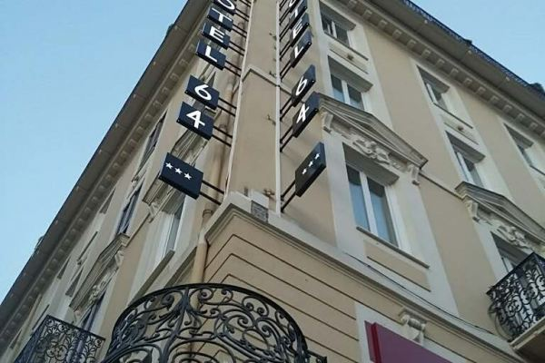 Hôtel de luxe Nice